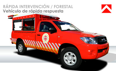 RAPIDA INTERVENCION - FORESTAL